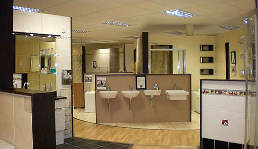 Office cleaning belfast contract cleaning services for Bathroom showroom designs